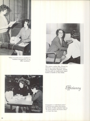 Page 48, 1962 Edition, Immaculata University - Gleaner Yearbook (Immaculata, PA) online yearbook collection