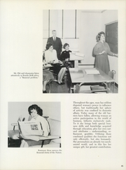 Page 49, 1962 Edition, Immaculata University - Gleaner Yearbook (Immaculata, PA) online yearbook collection