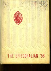 Page 1, 1958 Edition, Episcopal Hospital School of Nursing - Episcopalian Yearbook (Philadelphia, PA) online yearbook collection