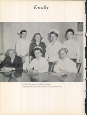 Page 10, 1958 Edition, Episcopal Hospital School of Nursing - Episcopalian Yearbook (Philadelphia, PA) online yearbook collection