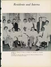 Page 13, 1958 Edition, Episcopal Hospital School of Nursing - Episcopalian Yearbook (Philadelphia, PA) online yearbook collection