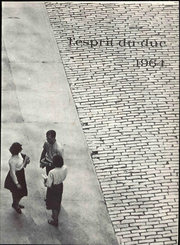 Page 7, 1964 Edition, Duquesne University - L Esprit Du Duc Yearbook (Pittsburgh, PA) online yearbook collection