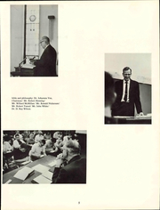 Page 11, 1964 Edition, Geneva College - Genevan Yearbook (Beaver Falls, PA) online yearbook collection