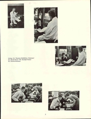 Page 13, 1964 Edition, Geneva College - Genevan Yearbook (Beaver Falls, PA) online yearbook collection
