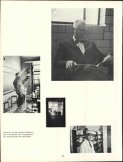 Page 14, 1964 Edition, Geneva College - Genevan Yearbook (Beaver Falls, PA) online yearbook collection