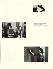 Page 15, 1964 Edition, Geneva College - Genevan Yearbook (Beaver Falls, PA) online yearbook collection