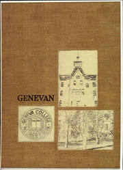 1969 Edition, Geneva College - Genevan Yearbook (Beaver Falls, PA)