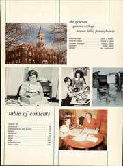 Page 5, 1969 Edition, Geneva College - Genevan Yearbook (Beaver Falls, PA) online yearbook collection