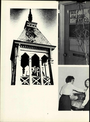 Page 8, 1970 Edition, Geneva College - Genevan Yearbook (Beaver Falls, PA) online yearbook collection