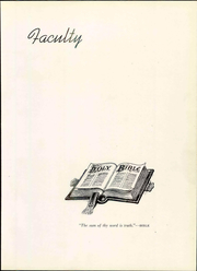 Page 13, 1940 Edition, Messiah College - Clarion Yearbook (Grantham, PA) online yearbook collection