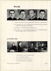Page 14, 1940 Edition, Messiah College - Clarion Yearbook (Grantham, PA) online yearbook collection