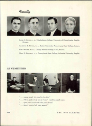 Page 15, 1940 Edition, Messiah College - Clarion Yearbook (Grantham, PA) online yearbook collection