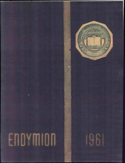 1961 Edition, Thiel College - Endymon Yearbook (Greenville, PA)