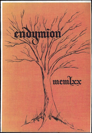 Page 1, 1970 Edition, Thiel College - Endymon Yearbook (Greenville, PA) online yearbook collection
