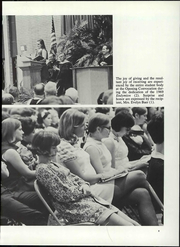 Page 11, 1970 Edition, Thiel College - Endymon Yearbook (Greenville, PA) online yearbook collection