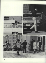 Page 8, 1970 Edition, Thiel College - Endymon Yearbook (Greenville, PA) online yearbook collection