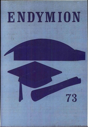 1973 Edition, Thiel College - Endymon Yearbook (Greenville, PA)