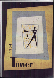 1954 Edition, St Vincent College - Tower Yearbook (Latrobe, PA)