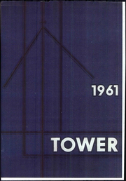 1961 Edition, St Vincent College - Tower Yearbook (Latrobe, PA)