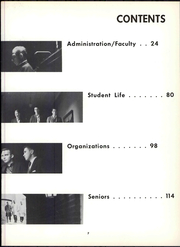 Page 13, 1962 Edition, St Vincent College - Tower Yearbook (Latrobe, PA) online yearbook collection