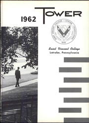 Page 7, 1962 Edition, St Vincent College - Tower Yearbook (Latrobe, PA) online yearbook collection