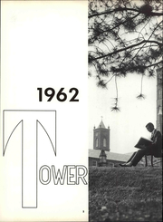 Page 8, 1962 Edition, St Vincent College - Tower Yearbook (Latrobe, PA) online yearbook collection