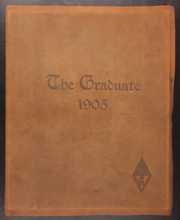 Page 1, 1905 Edition, Philadelphia College of Pharmacy - Graduate Yearbook (Philadelphia, PA) online yearbook collection