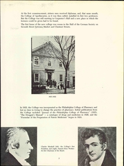 Page 13, 1971 Edition, Philadelphia College of Pharmacy - Graduate Yearbook (Philadelphia, PA) online yearbook collection