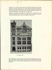 Page 15, 1971 Edition, Philadelphia College of Pharmacy - Graduate Yearbook (Philadelphia, PA) online yearbook collection