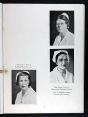 Page 15, 1939 Edition, Abington Memorial Hospital School of Nursing - Sonah Yearbook (Abington, PA) online yearbook collection