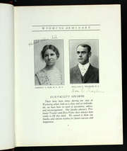 Page 9, 1921 Edition, Wyoming Seminary Prep School - Yearbook (Kingston, PA) online yearbook collection
