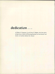 Page 4, 1951 Edition, Wyoming Seminary Prep School - Yearbook (Kingston, PA) online yearbook collection