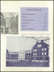 Page 11, 1955 Edition, Wyoming Seminary Prep School - Yearbook (Kingston, PA) online yearbook collection