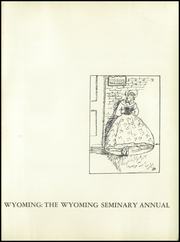 Page 5, 1955 Edition, Wyoming Seminary Prep School - Yearbook (Kingston, PA) online yearbook collection