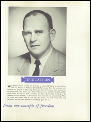 Page 9, 1955 Edition, Wyoming Seminary Prep School - Yearbook (Kingston, PA) online yearbook collection