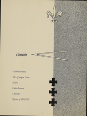 Page 10, 1952 Edition, Seton Hill University - Chevron Yearbook (Greensburg, PA) online yearbook collection
