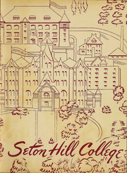 Page 3, 1952 Edition, Seton Hill University - Chevron Yearbook (Greensburg, PA) online yearbook collection