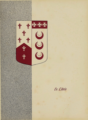 Page 4, 1952 Edition, Seton Hill University - Chevron Yearbook (Greensburg, PA) online yearbook collection