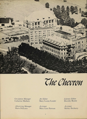 Page 5, 1952 Edition, Seton Hill University - Chevron Yearbook (Greensburg, PA) online yearbook collection