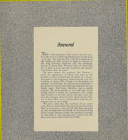 Page 8, 1952 Edition, Seton Hill University - Chevron Yearbook (Greensburg, PA) online yearbook collection