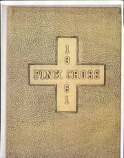 1951 Edition, Conemaugh Valley Hospital School of Nursing - Pink Cross Yearbook (Johnstown, PA)