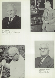 Page 12, 1958 Edition, Kiskiminetas Springs School - Kiski Yearbook (Saltsburg, PA) online yearbook collection