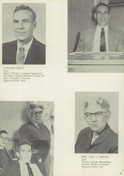 Page 13, 1958 Edition, Kiskiminetas Springs School - Kiski Yearbook (Saltsburg, PA) online yearbook collection