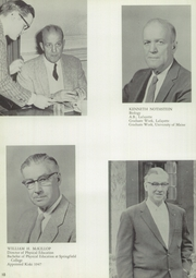 Page 14, 1958 Edition, Kiskiminetas Springs School - Kiski Yearbook (Saltsburg, PA) online yearbook collection