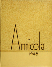 Page 1, 1948 Edition, Wilkes University - Amnicola Yearbook (Wilkes Barre, PA) online yearbook collection