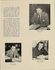 Page 10, 1948 Edition, Wilkes University - Amnicola Yearbook (Wilkes Barre, PA) online yearbook collection