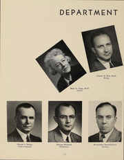 Page 11, 1948 Edition, Wilkes University - Amnicola Yearbook (Wilkes Barre, PA) online yearbook collection