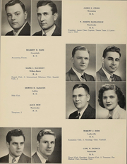 Page 17, 1948 Edition, Wilkes University - Amnicola Yearbook (Wilkes Barre, PA) online yearbook collection