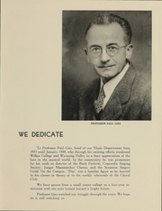 Page 6, 1948 Edition, Wilkes University - Amnicola Yearbook (Wilkes Barre, PA) online yearbook collection