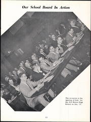 Page 17, 1955 Edition, New Stanton Consolidated High School - Stantonian Yearbook (New Stanton, PA) online yearbook collection